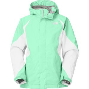Kira Triclimate Jacket - Girls' Surf Green, S(7/8) - Good