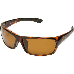 Apex Polarized Sunglasses Maple Tort/Brown, One Size - Like New