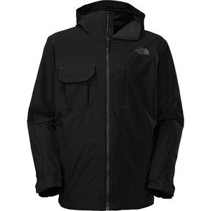 Hoodman Triclimate Jacket - Men's Tnf Black, XL - Excellent