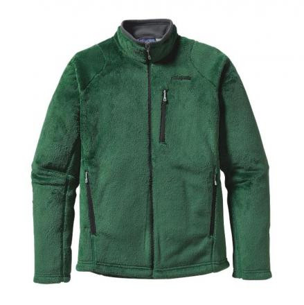 Patagonia R4 M medium mens jacket green new