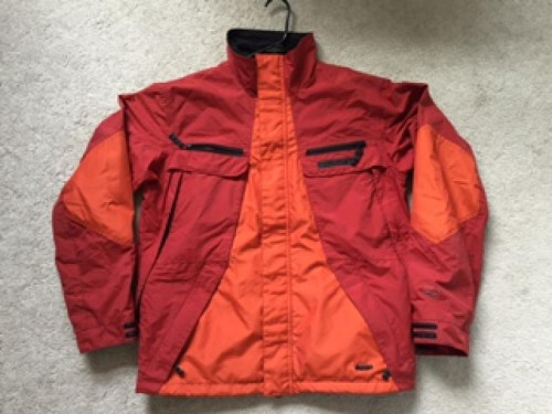 Spyder Dermazak (waterproof/breathable) shell jacket. Men's Medium