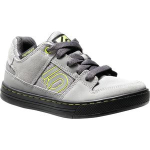 Freerider Shoes - Kids' Grey/Lime, 12.0 - Good