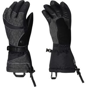Returnia Glove - Women's Heather Black, S - Excellent