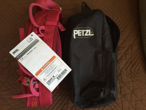 Petzl Selena Harness (Woman's size M)
