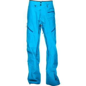 Narvik dri3 Performance Shell Pant - Men's Too Blue, M - Excellent