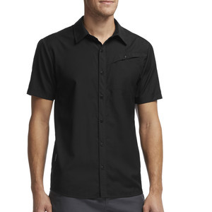 Departure Shirt - Short-Sleeve - Men's Black, XXL - Excellent