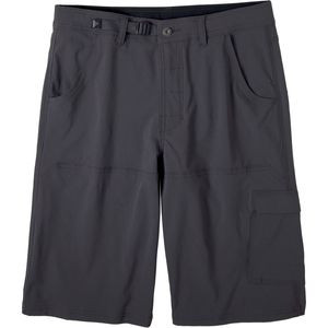 Stretch Zion Short - Men's Charcoal, 35 - Excellent