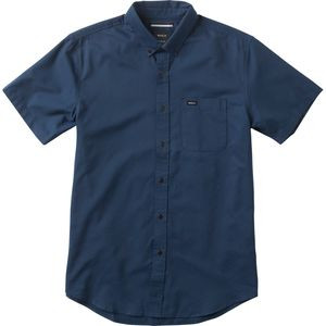 That'll Do Oxford Shirt - Short-Sleeve - Men's Midnight, M - Excellent