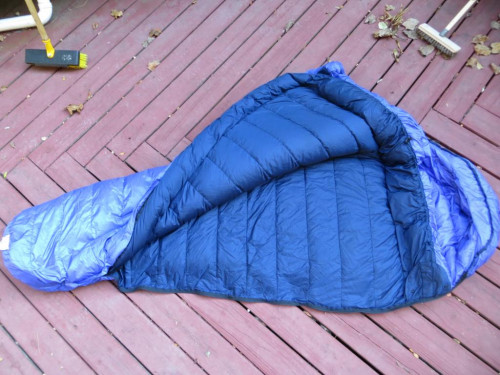 Feathered Friends Snow Bunting Sleeping Bag
