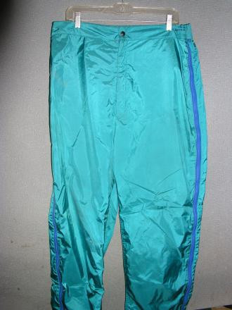 Solstice   GORETEX Side Zippered Rain Pants XL