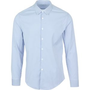 Archive Regular Fit Dress Shirt - Long-Sleeve - Men's Thin Blue Stripe