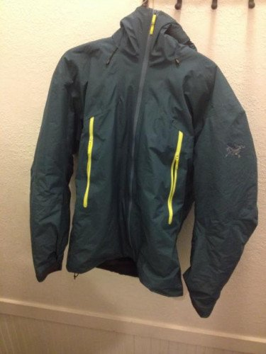 Brand New Never Used Arcteryx Stikine Jacket Mens Large