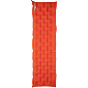 Q-Core SL Insulated Sleeping Pad Orange, Long - Excellent