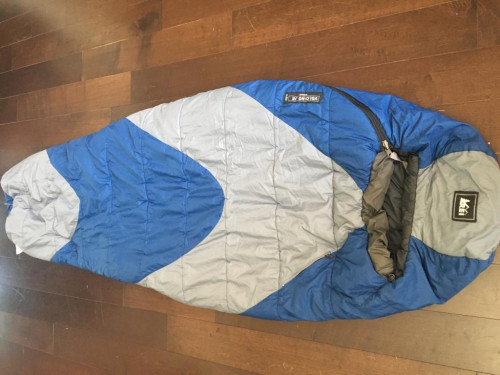 REI Volcano Jr. Youth Sleeping Bag