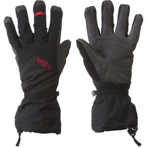 Icefall Gauntlet Glove  Black, S - Good