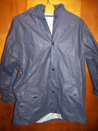 Gap PVC Rain Jacket, Youth Large/Xlarge