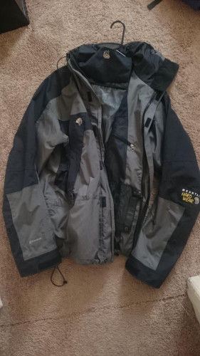 *NEW* Mountain Hardwear Exposure II Parka (Men's XL)