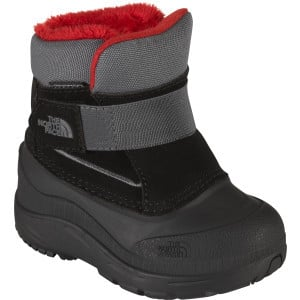 Powder-Hound Boot - Toddler Boys' Tnf Black/Zinc Grey, 9.0 - Excellent