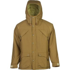 Patrol Insulated Parka - Men's Tan, S - Excellent
