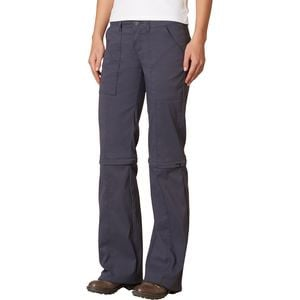 Monarch Convertible Pant - Women's Coal, 8/Tall - Like New