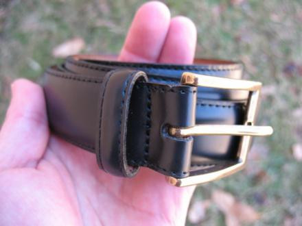 LL Bean Men's Dress Chino Belt