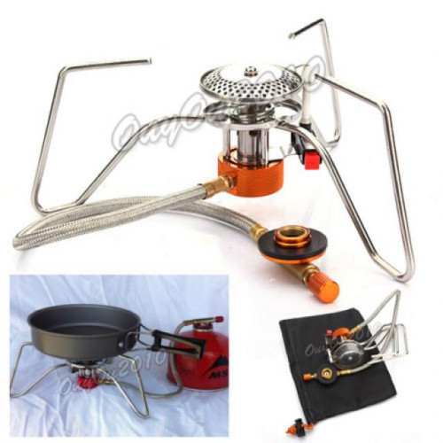 CKO backpacking spider stove