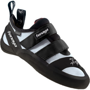 Inti Climbing Shoe White/Black, 6.0 - Excellent