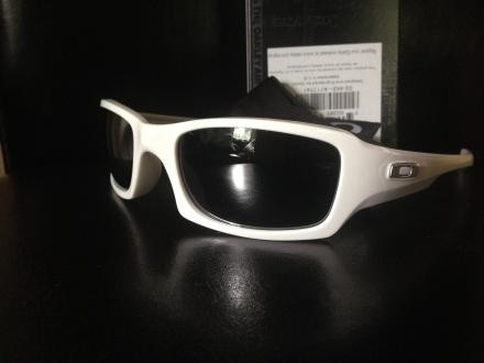 Oakley Fives Squared (New With Box)