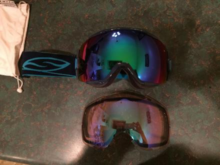 Smith Vice Goggles with Extra Lens