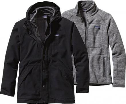Patagonia Better Sweater 3 in 1 Parka