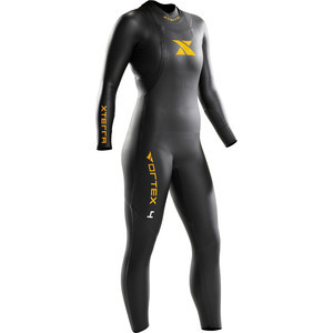 Vortex Women's Wetsuit Black, XS - Like New