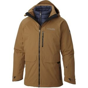 Vamoose 860 Turbodown Interchange Jacket - Men's Delta/Nocturnal, M -