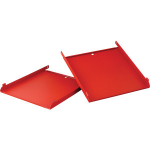 Folding Side Shelves One Color, One Size - Like New