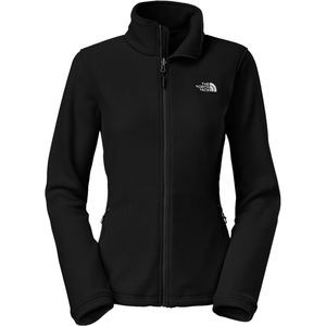 Palmeri Fleece Jacket - Women's Tnf Black, L - Excellent