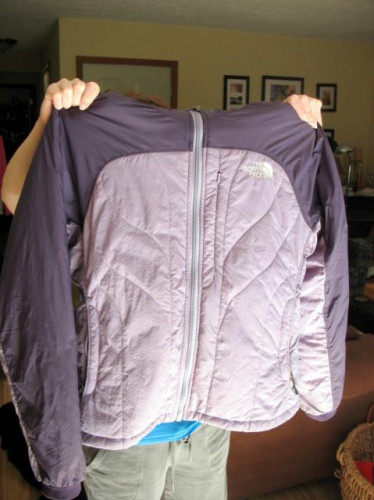 Women's North Face Primaloft Jacket