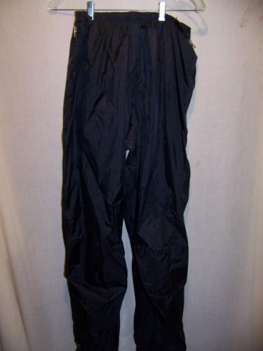 Red Ledge Packable Rain Wind Pants, Mens Large