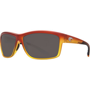 Mag Bay Polarized Sunglasses - 580 Poly Lens Sunset Fade Gray 580p, On