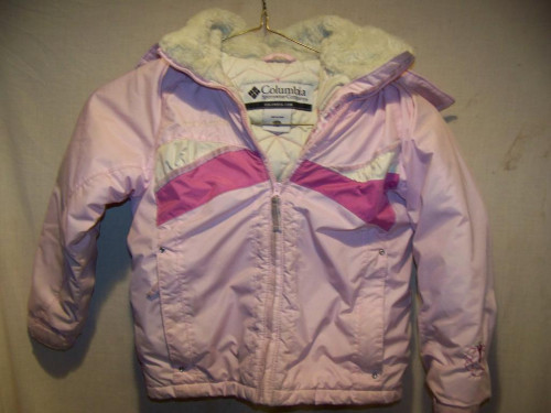 Columbia Insulated Snow Ski Jacket, Girls 6/6x