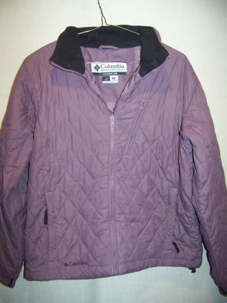 Columbia Insulated Liner Jacket WM Medium