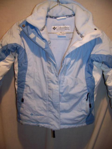 Columbia Insulated Snowboard Ski Jacket, Girls 10-12