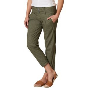 Lizbeth Pant - Women's Cargo Green, 10 - Excellent