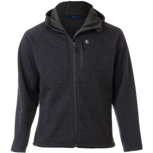 Immersion Bonded Wool Jacket - Men's Charcoal, L - Excellent