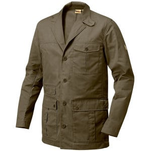 Travel Blazer - Men's Dark Olive, M - Excellent