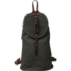 Mini Travelers Backpack Moss, One Size - Excellent