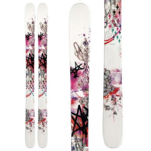 2012/2013 LINE SNOW ANGEL JR LDS FLAT SKI