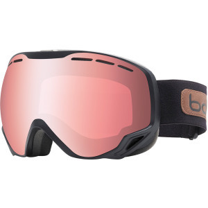 Emperor Goggle Matte Black/Vermillon Gun, One Size - Good