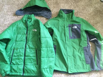 The North Face Tri-Climate 3-in-1 Jacket