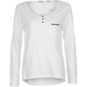 Jess Shirt - Long-Sleeve - Women's White, S - Excellent