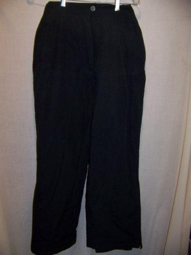 Gerry Insulated Snowboard Ski Pants, Mens Medium