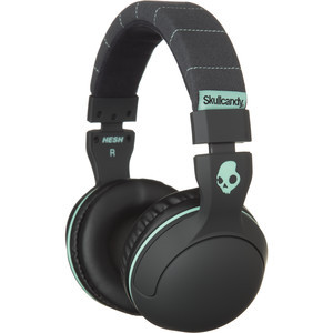 Hesh 2.0 Headphones with Mic Carbon/Carbon/Mint, One Size - Like New